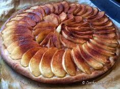 Tarta de Manzana Fina   Apple Tart Fine 2