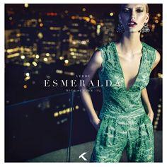 Verde Esmeralda | Puro Requinte