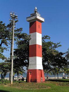 #Lighthouse - Praia do Boqueirão, Ldg Lts A No 2 Rear, #Brasil http://dennisharper.lnf.com/