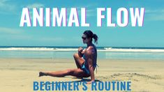 A 5-minute Animal Flow Routine - Beginner Friendly Exercises - YouTube Weight Loose Tips, Primal Movement, Animal Flow, Treadmill Workouts, Fitness Workouts, Mind Body Spirit, Workout Videos, Exercise Videos, Health Fitness