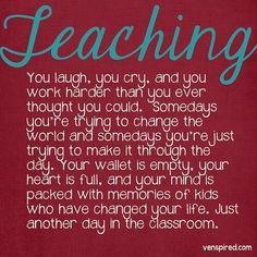 LPE has a lot of awesome teachers who can Relate to this as well as Ms. Duplaa (OMS)