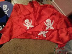 Pirate bandanas for the kiddos