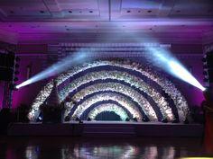 Wedding Reception Backdrop, Wedding Stage Decorations, Wedding Events, Wedding Day, Weddings, Event Planning, Wedding Planning, Wedding Planer, Stage Design