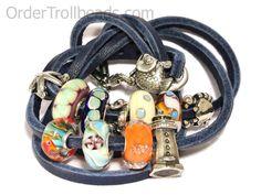 "My ""Day at the Beach"" Trollbeads Bracelet! www.OrderTrollbeads.com"