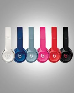 The first thing you notice about the Beats Solo 2 is how good they look, which is something we've come to expect from Beats. However, once you put them on, you realise the sound has greatly improved from the Beats… Beats Solo, Wireless Headphones, Beats Headphones, Over Ear Headphones, Beats By Dre, Sound Proofing, Cool Stuff, Awesome Store, Amazon Online