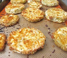 Crispy Baked Eggplant — Home Cooking Recipes Like Mom Used to Make   Mother Would Know