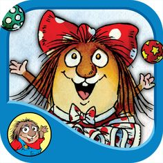#Little Critter s #Little Sister in #WhenIGrowUp app ... many others available too!