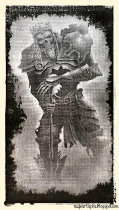 Majsterklepka - Zrób to sam: 181. Król Leoric / King Leoric