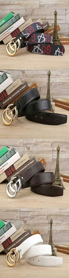 Belts 155187: Unisex Belt Gold Silver Black Buckle Multi-Color Waistband Premium Printed28-40 -> BUY IT NOW ONLY: $49.99 on eBay!