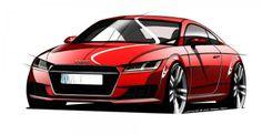 Audi brinca o novo TT   ipx4
