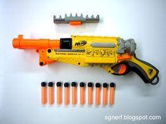 Behold the beauty that is my NEW Nerf Rival Zeus MXV-1200… shoots Nerf balls  at 70 miles per hour!!!