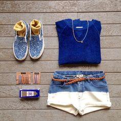Today  full #blue ☀️#vans#soeurmagasinpourjeunesfilles  (à magasins soeur )