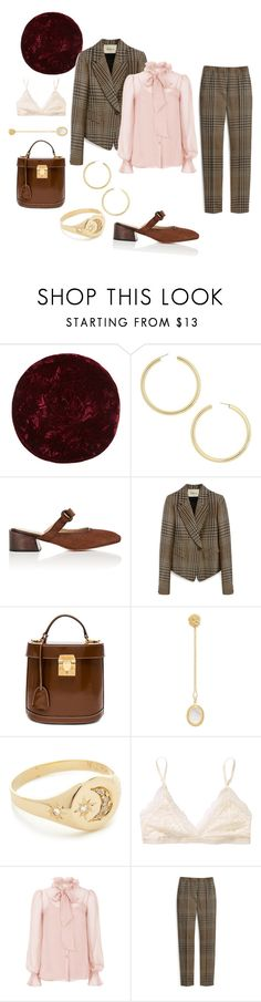 """""""Parisian"""" by pixiedustandglitter ❤ liked on Polyvore featuring Forever 21, BaubleBar, Mari Giudicelli, Mulberry, Mark Cross, Jacquie Aiche, Talula, Temperley London, StreetStyle and Beauty"""
