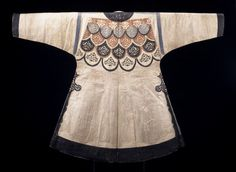 Sewn salmon skin marriage coat, Siberia, c.1900 | V Search the Collections