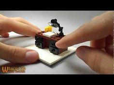▶ LEGO TUTORIAL | How To Build a Desk - YouTube