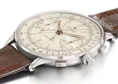 The Rolex Reference 4113 Split-Second Chronograph At Christies Geneva: Could This Be The First $1 Million Rolex? — HODINKEE - Wristwatch News, Reviews, & Original Stories
