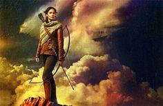 Katniss linda e épica no novo pôster de Jogos Vorazes: Em Chamas