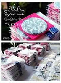 Rite Rite: Regalos para invitadas Boda Pedro y Juliana
