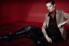 Thairine Garcia by Nicole Heiniger for Elle Brazil July 2015