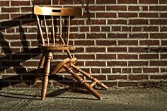 Chair Broken by mark thomas on 500px