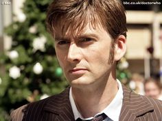The 10th Doctor -'Allons-y!'