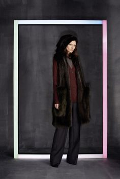 Casual Luxury from the Louis Vuitton Prefall 2014-2015 Collection.