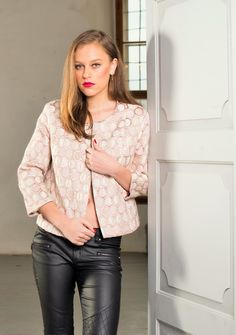 Brocade jacket LelkaLor
