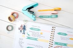 American Crafts Washi Tape Chomper by We R Memory Keepers