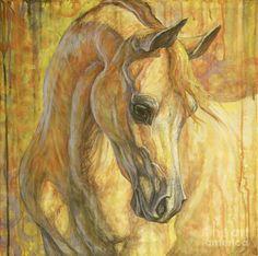 Gentle Spirit ~ Silvana Gabudean ~ Acrylic
