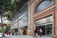 Fotografia de Arquitectura Mercat-del-Ninot-Barcelona-Mateo-arquitectura-SG1509_9154