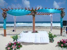 Grand Bahia Principe Akumal Hammock Wedding Site