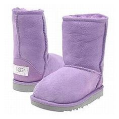 Purple ugg boots, will go with my uw stuff!!!