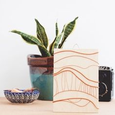 Make a simple art piece for your home using copper wire and balsa wood. An inexpensive way to bring some art into your space!