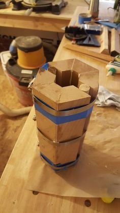 Picture of Gluing Up in Two Parts (or One If Your Angles Are Perfect)
