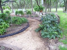 Kwik Kerb Curbing Before and After Landscape Transformations