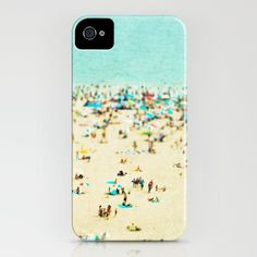 Coney Island Beach- For iPhone 6 Case