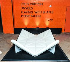 Party On in Miami - Louis Vuitton unveils Pierre Paulin's Playing with Shapes