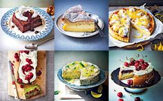 Magic cakes are made simply of eggs, sugar, flour, butter and milk.