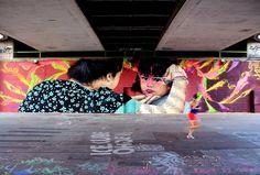 Vienna // Austria // august 2016 // collaboration with @mantrarea // #Vienna #Viena #Austria #donaukanal #Mantra #stinkfish #collaboration #collab #colaboracion #hairdressing #hairdressingsalon #cortedepelo #haircut #portrait #retrato #2016 // photo x Mantra //