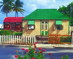 Chattel House St.Philip, Barbados