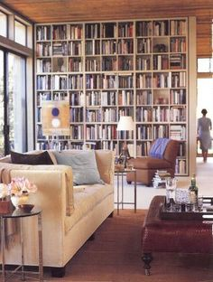Lovely bookshelf