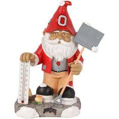 Ohio State Buckeyes Temperature Gnome