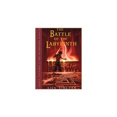 The Battle of the Labyrinth - Percy Jackson: The Online World of Rick... ❤ liked on Polyvore featuring books and percy jackson