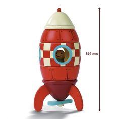 rocket toy by eureka toys