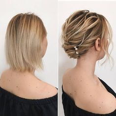 Your wedding look is one of the most important ones, so it should be flawless. With these wedding hairstyles inspired by recent runaways, you will look gorgeous and stylish. All you need is to choose the look that fits you the majority of! Wedding Hairstyles Half Up Half Down, Wedding Hairstyles For Long Hair, Up Hairstyles, Bridal Hairstyles, Indian Hairstyles, Stylish Hairstyles, School Hairstyles, Simple Hairstyles, Short Thin Hair