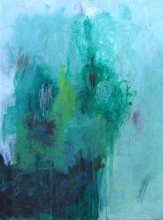 "Saatchi Art Artist Michael Rider; Painting, ""Hesitation"" #art"
