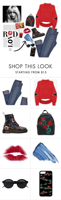 """""""0.00.092"""" by estrellica ❤ liked on Polyvore featuring Alexander McQueen, Sisley and Hedi Slimane"""