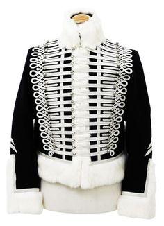 Fabulous Napoleonic uniform. I love the braid (sutlers.co.uk, re-enactment uniforms and clothes)