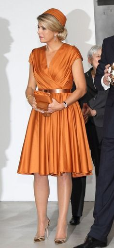 la robe orange du Japon