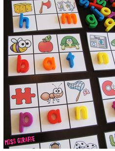 Short A is usually the first phonics sound you teach in kindergarten and first grade so I figured it'd be a great sound to show you teaching...